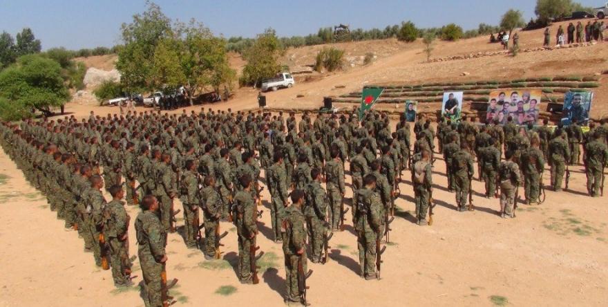 Fermandarê YPG'ê Sîpan Hemo qala serdana xwe ya Moskowayê kir