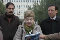 Ji bo 3 rojnamegerên kurd 147 sal ceza