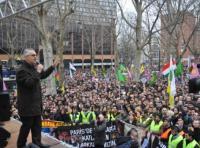 ´Bila kurd ji bo Rojava seferber bibin´