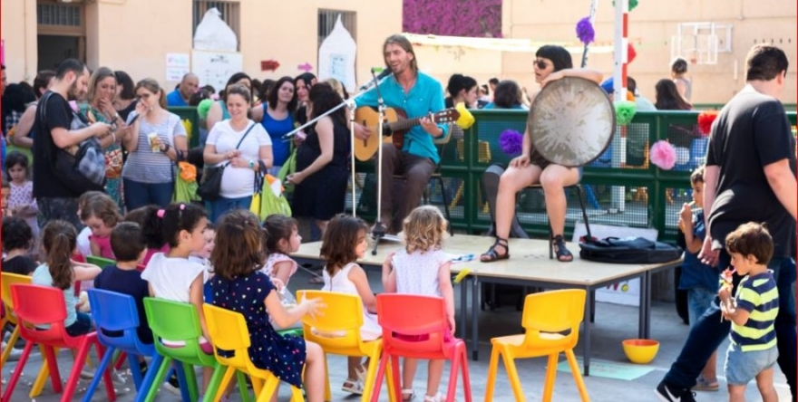 Li dibistaneke Katalonyayê Heftiya Çand û Dîroka Kurdan