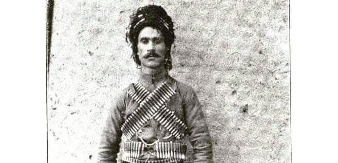 Yada yek ji serokên Rojhilatê Kurdistanê Simkoyê Şikak