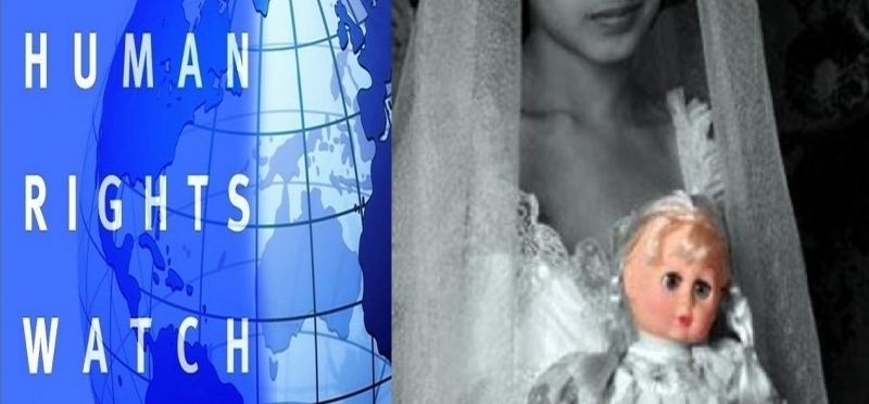 HRW: Pêşniyarqanûn bi têkoşîna jinan sekinî