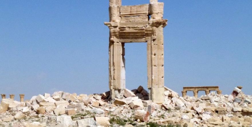 Sala 2017'an hevsengiyên leşkerî yên li Sûriyeyê guherîn