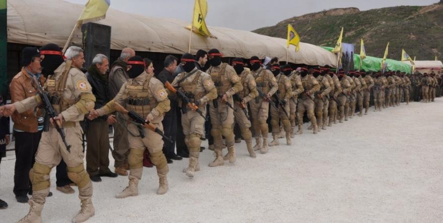 Fermandarê YPG'ê Sîpan Hemo: Wê nikaribin Efrînê dagir bikin