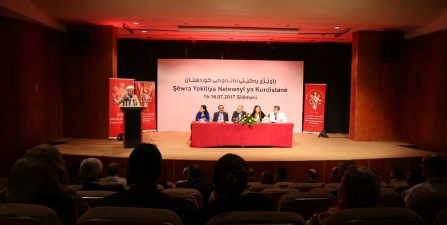 'Divê partiyên siyasî projeyên şênber pêşkêş bikin'