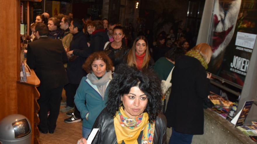 Eleqeyeke zêde ji bo Festîvala Fîlmên Kurd a Hambûrgê