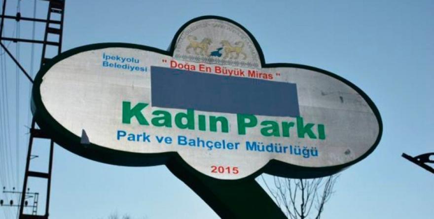 Navê Parka Jinê ya Şengalê hate guhertin
