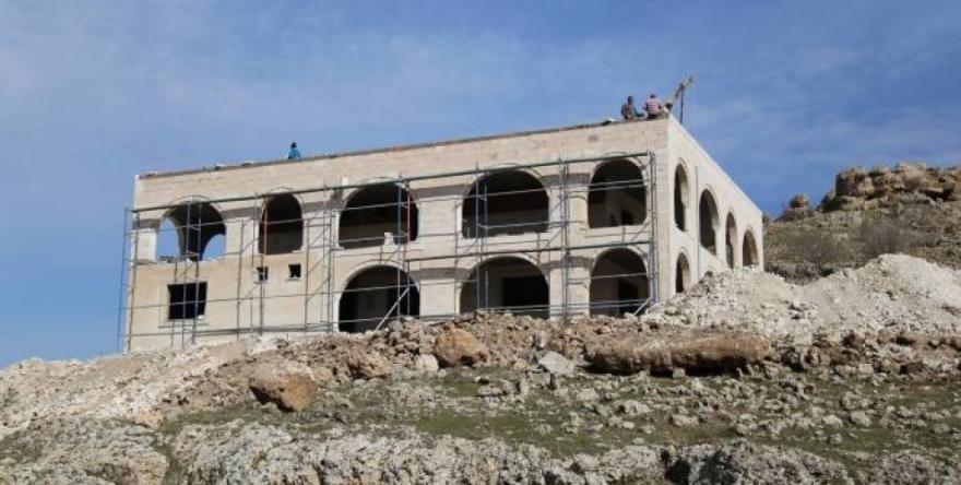 Li gundê Efşê mala Êzidiyan hate rûxandin