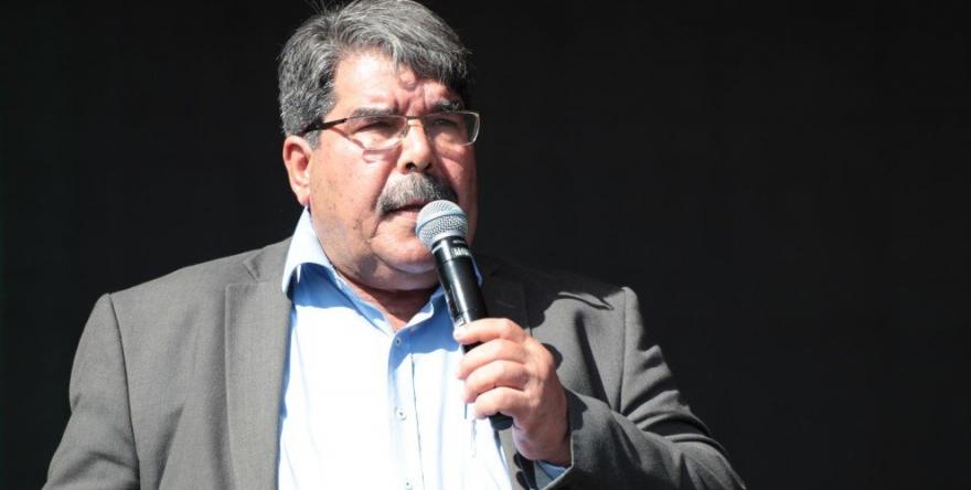 Muslim: Li Efrînê jî wê têk biçin,muslim,li,efrînê,jî,wê,têk,biçin