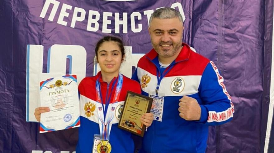 Keça Kurd Mûradovna li Rûsyayê bû şampiyon