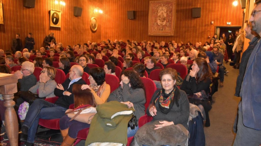Li Toûloûsê du belge fîlmên jinên kurd