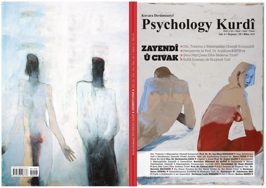 KOVARA DERÛNNASIYÊ PSYCHOLOGY KURDÎ BÛ 4 SALÎ