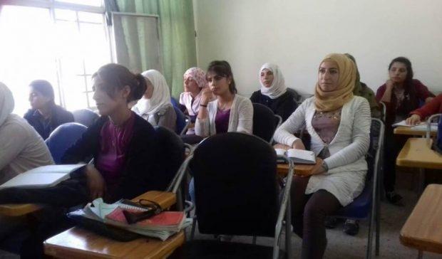 109 mamosteyên zimanê kurdî li Minbicê amade ne