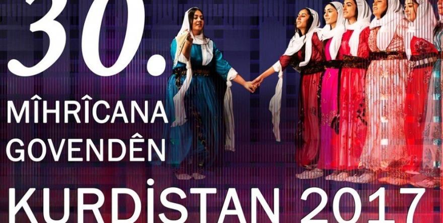 Mîhrîcana Govenda Kurdistanê li Munsterê dest pê dike