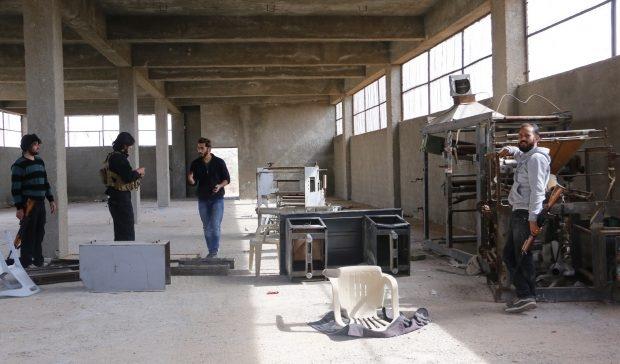 Fîlmê El-Mesîr aloziya li Sûriyê vedibêje