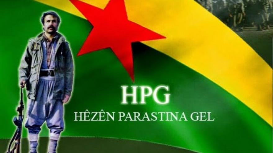 HPG: PDK'ê li wesayitên gerîla reşand