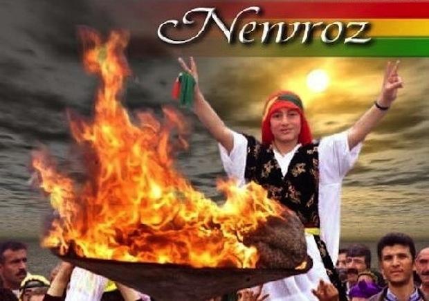 Rastîya cejna netewî ya Gelê Kurd; Newrozê - Xerzî Zerzan