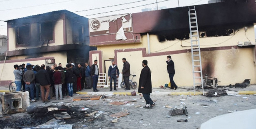 Başûrê Kurdistanê di nava kaosê de ye