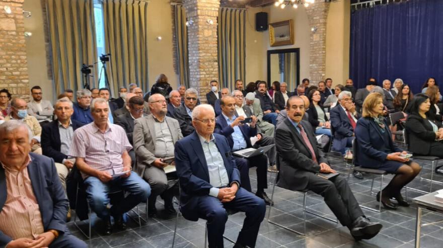 Di 'Konferansa Neteweyî Ya Li Dijî Dagirkeriyê' de hinek biryar hatin stendin,di,konferansa,neteweyî,ya,li,dijî,dagirkeriyê,de,hinek,biryar,hatin,stendin