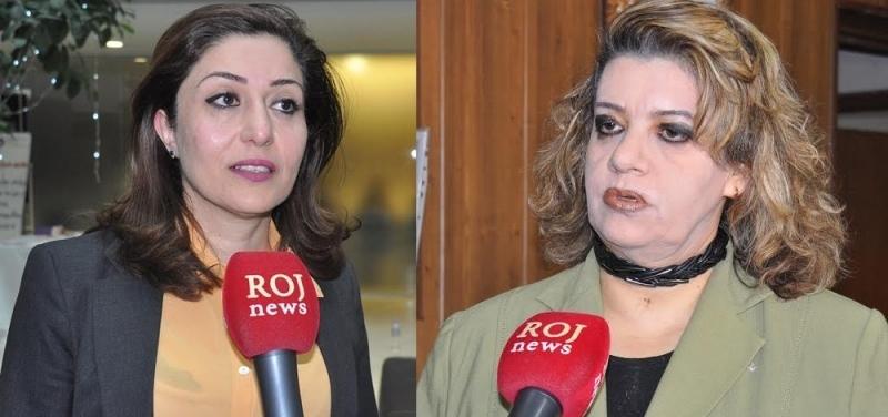 Gefên Tirkiyê ya li ser Şengalê propagandaya referandumê ye'