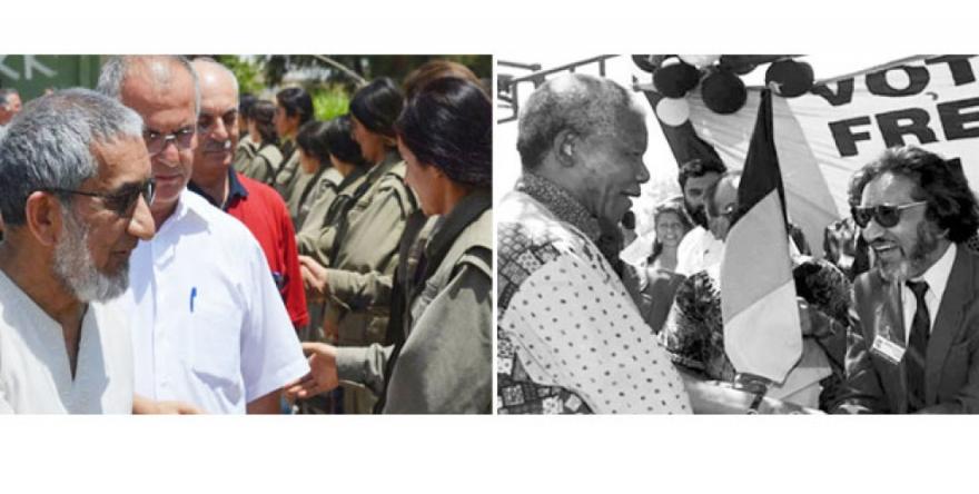 Ji Mandela heta Ocalan; Essa Moosa
