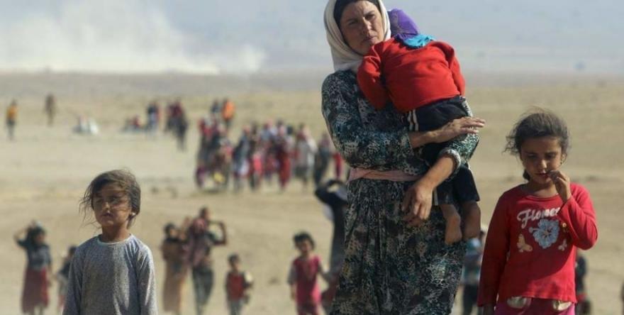 Neteweyên Yekbûyî mexdûriyeta Êzidiyan girantir dike