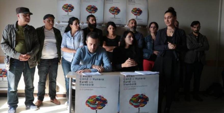 Bernameya Festîvalê ya Huner û Çanda Kurd hate ragihandin