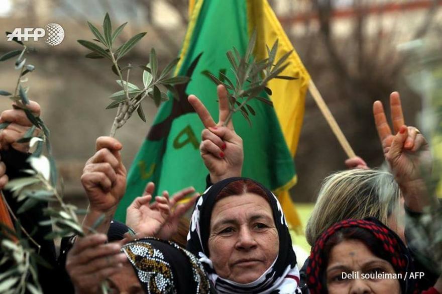 Êrîşa Tirkiyeyê li ser Efrînê hilbijartî nebû belkî tiştekî mecbûrî bû!