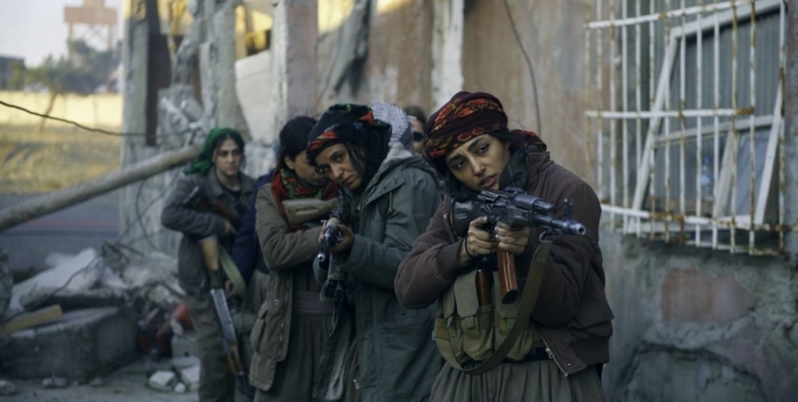 Li Cannesê wê fîlmekî li ser şervanên jin ên Kurd bê nîşandan