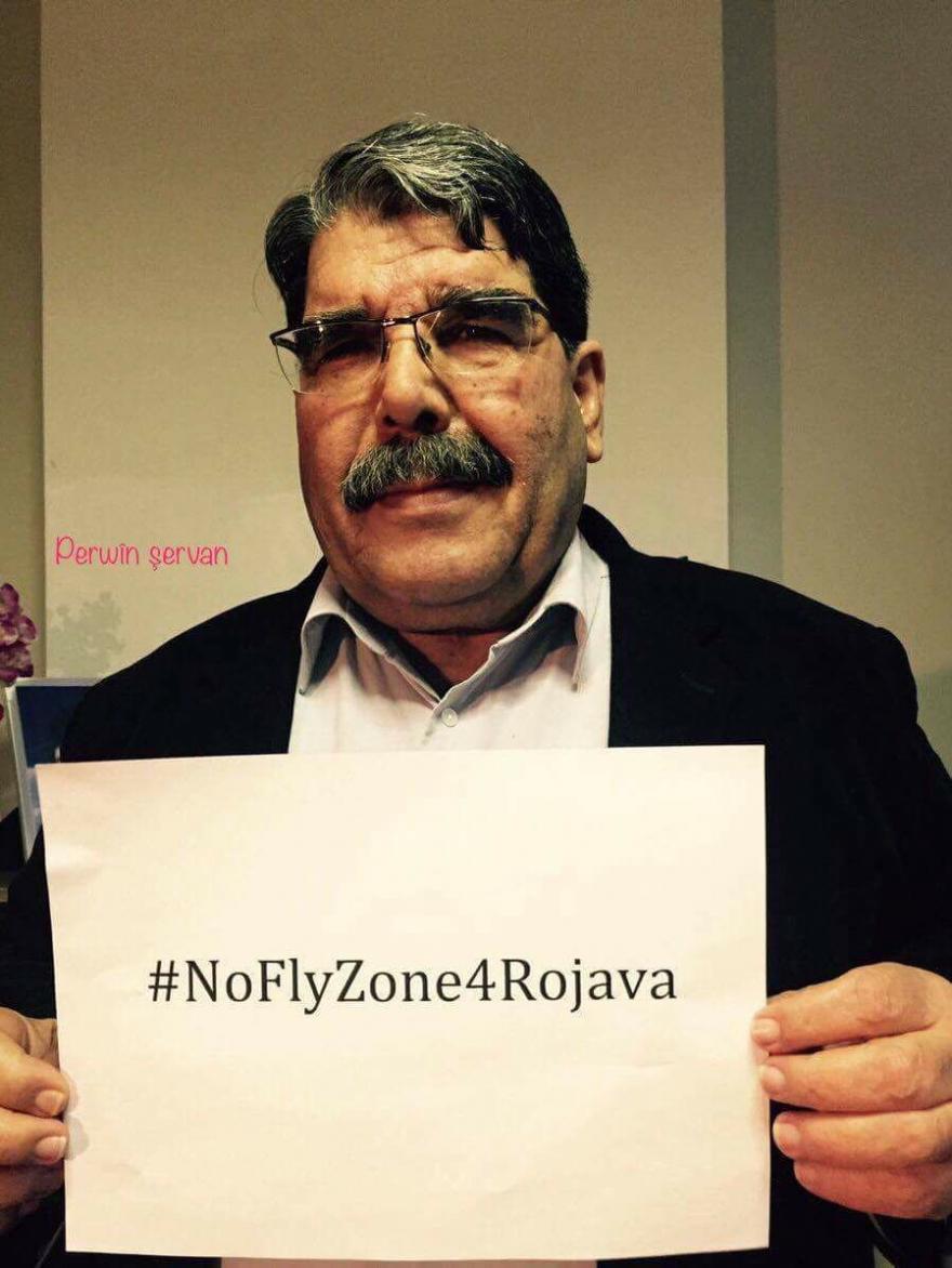 Muslim: Qada hewayî ya Rojava li balafiran qedexe bikin