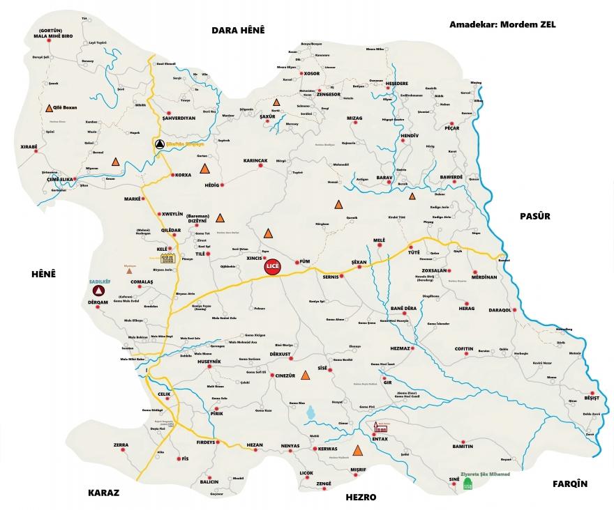 Nexşeyên gund û navçeyên Kurdistanê,nexşeyên,gund,û,navçeyên,kurdistanê