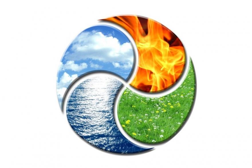 4 Elementên Sereke Ên Pîroz Û Ro Li Ba Êzîdiyan,4,elementên,sereke,ên,pîroz,û,ro,li,ba,êzîdiyan