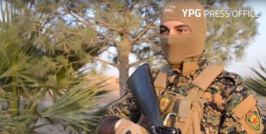 Şervanên YPG'ê: Em hêza xwe ji Serokatî digirin